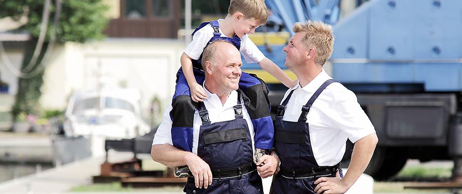 Drei Generationen Bootswerft Wendisch